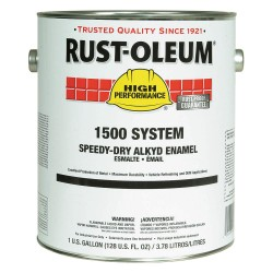 Rust-Oleum - 1565402 - Gloss Red Speed Dry Enamel, 1 gal.