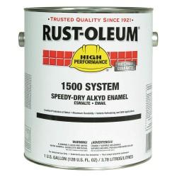 Rust-Oleum - 1565402 - Gloss Red Speed Dry Enamel, 1 gal.