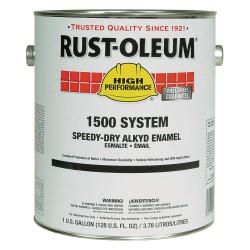 Rust-Oleum - 1584402 - Gloss Gray Speed Dry Enamel, 1 gal.