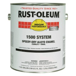 Rust-Oleum - 1586402 - Gloss Gray Speed Dry Enamel, 1 gal.