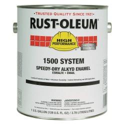 Rust-Oleum - 1586402 - Gloss Gray Speed Dry Enamel, 1 gal.