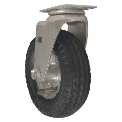 Snap-Loc - SLAC6SB - Caster All-Terrain, Air, 6 In., Swivel