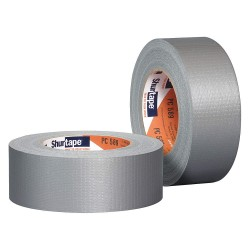 Shurtape - PC 589 - 48mm x 55m Duct Tape, Silver, Package Quantity 24