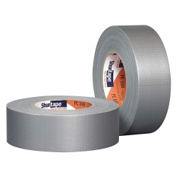 Shurtape - PC 599 - 48mm x 55m Duct Tape, Silver, Package Quantity 24