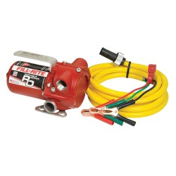 Fill-Rite - RD812NN - Fill-Rite RD812NN 12-Volt 8-Gpm DC Portable NPT Female Pump w/ Alligator Clips