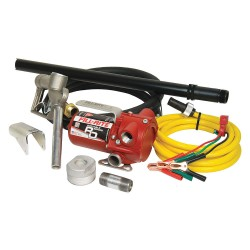 Fill-Rite - RD812NP - Fill-Rite RD812NP 12-Volt 8-Gpm DC Portable Bung Mounted Pump w/ Hose and Nozzle