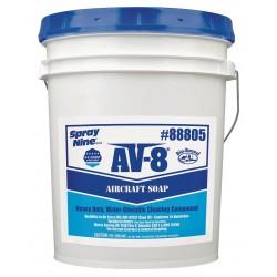 Permatex - 88805 - 5 gal. Aircraft Soap, 1 EA