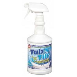 Permatex - 27532 - 32 oz. Lemon Fragrance Tub and Tile Cleaner, 12 PK