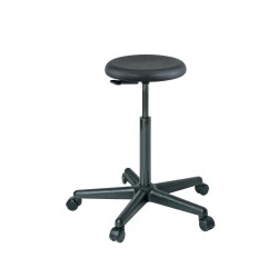 Bevco Precision - 3500-P - Bevco 3500-PM Polyurethane Stool, 22 - 32, with plastic reinforced base