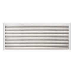 Amana - AGK01 - Return Air Grille, 42-13/32 Width, 16-1/2 Height, 1-39/64 Depth, For Use With PTC and PTH