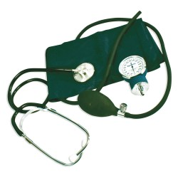 Dynarex - 7100 - Blood Pres. Kit, Sngl Hd Stethoscope, PK10