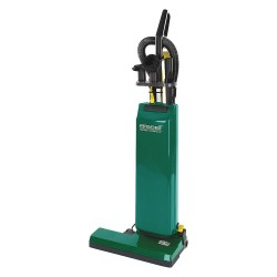 Bissell BigGreen - BGUPRO18T - 1-1/2 gal. Capacity Bagged Upright Vacuum with 18 Cleaning Path, 95 cfm, Standard Filter Type, 9.6