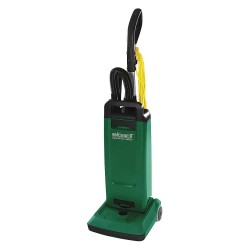 Bissell BigGreen - BGUPRO12T - Bagged Upright Vacuum with 12 Cleaning Path, 105 cfm, Standard Filter Type