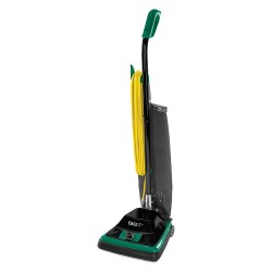 Bissell BigGreen - BG100 - Bagged Upright Vacuum with 12 Cleaning Path, 95 cfm, Standard Filter Type, 7.25 Amps