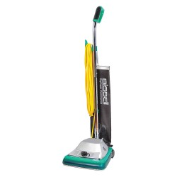 Bissell BigGreen - BG101 - 2 gal. Capacity Bagged Upright Vacuum with 12 Cleaning Path, 105 cfm, Standard Filter Type, 7.25 Am