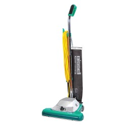 Bissell BigGreen - BG102 - 2 gal. Capacity Bagged Upright Vacuum with 16 Cleaning Path, 105 cfm, Standard Filter Type, 7.25 Am
