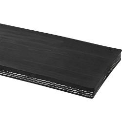 Apache Hose & Belting - 20021820-06 - Conveyor Belt, 3Ply 330, Ntrle Blk, 6InW