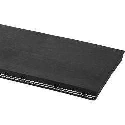 Apache Hose & Belting - 20017332-72 - Conveyor Belt, 2Ply 220, Ntrle Blk, 72InW