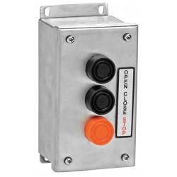 American Garage Door - 3B4X-SS - Control Station, SS, 3 Buttons, Nema 4X