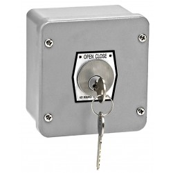 American Garage Door - 1KX - Keyswitch, Surface Mount, NEMA Rating