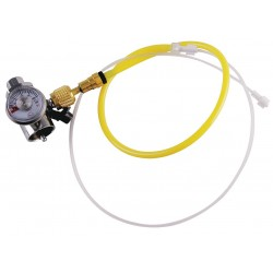 Sensit Technologies - 880-00013 - Gas Regulator with Adapter Assembly, Flow Rate 20 psi