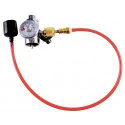 Sensit Technologies - 880-00009 - Gas Regulator with Adapter/Cupule Assembly, Flow Rate 20 psi
