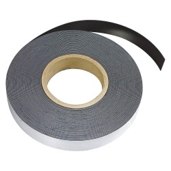 World of Welding - MRA060X0100X050 - Magnetic Strip, 6 lb., 50 ft.