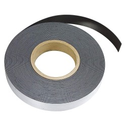 World of Welding - MRA120X0100X050 - Magnetic Strip, 8 lb., 50 ft.