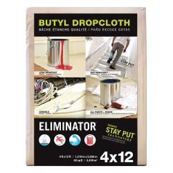 Dupli-Color / Sherwin-Williams - 80327 - Leakproof/SlipResistDropCloth, 4ftLx12ftW