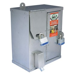 VandalProof - 1302-01G - Inmate Proof Cleaning Chemical Dispenser Soft Plumbed Chemical Concentrate Dispenser