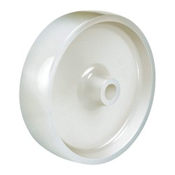 Other - 063 NY03 - 2-1/2 Caster Wheel, 260 lb. Load Rating, Wheel Width 1, Nylon, Fits Axle Dia. 3/8