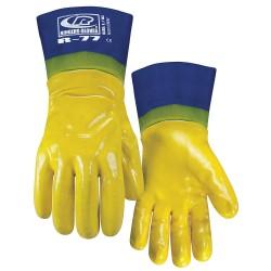 Ringers Gloves - 077-10 - Impact Gloves, Yellow, PR