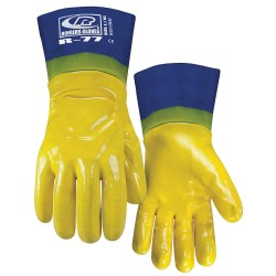 Ringers Gloves - 077-12 - Impact Gloves, 2XL, Yellow, PR