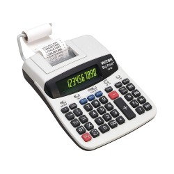 Victor - 1310 - Commercial Calculator, Printing, 9-1/2in.L