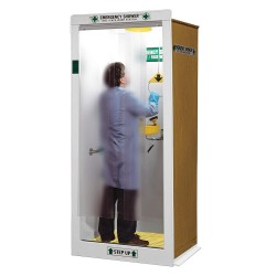 Hemco - 16601 - HEMCO Emergency Shower/Decontamination Booth, 40 W