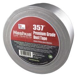 Nashua Tape - 1086146 - 4 x 60 yd. Duct Tape, Silver, Package Quantity 12