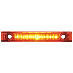 Maxxima / Panor - M20341Y - Clearance Marker Light, LED, 0.6In H, Amber