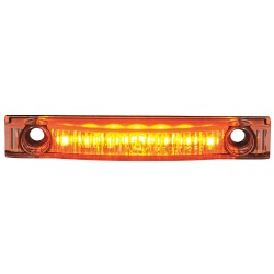 Maxxima / Panor - M20341YCL - Clearance Marker Light, LED, 0.6In H, Clear