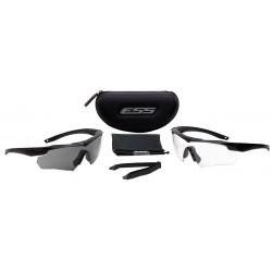 ESS - 740-0504 - Crossbow Anti-Fog, Scratch-Resistant Ballistic Safety Glasses, Assorted Lens Color