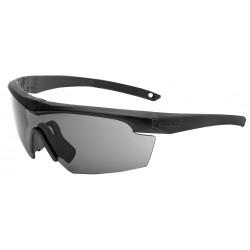 ESS - EE9014-08 - Crosshair Anti-Fog, Scratch-Resistant Ballistic Safety Glasses, Gray Lens Color