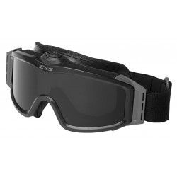 ESS - 740-0131 - Anti-Fog, Scratch-Resistant Tactical Goggles, Clear, Smoke, Gray Lens Color