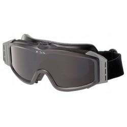 ESS - 740-0132 - Anti-Fog, Scratch-Resistant Tactical Goggles, Clear, Smoke, Gray Lens Color