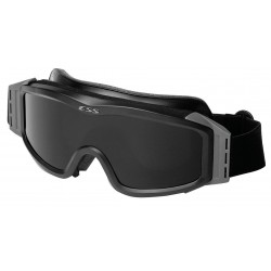 ESS - 740-0123 - Anti-Fog, Scratch-Resistant Tactical Goggles, Clear, Smoke, Gray Lens Color