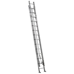Louisville Ladder - AE1228HD - Extension Ladder, Aluminum, IAA ANSI Type, 14 ft. Ladder Height