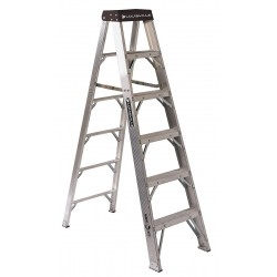 Louisville Ladder - AS1106HD - 6 ft. 375 lb. Load Capacity Aluminum Stepladder