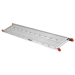 "Louisville Ladder - P22412 - Two-Person Scaffolding Stage, 12 ft. Overall Length, 24"" Overall Width, 500 lb. Load Capacity"