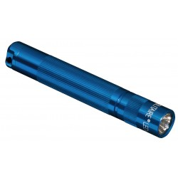 MagLite - SJ3A116 - Industrial LED Handheld Flashlight, Aluminum, Maximum Lumens Output: 47, Blue