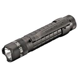 MagLite - SG2LRA6K - Tactical LED Handheld Flashlight, Aluminum, Maximum Lumens Output: 320, Black