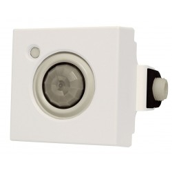 Acuity Brands Lighting - SBOR 10 ODP WH 0V - Motion Sensor, Sensor Type: Outdoor, Installation Type: Wall Box, 2000 sq. ft. Coverage