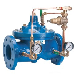 Zurn - 10-ZW209 - Flanged Pressure Reducing Automatic Control Valve, 10 Pipe Size